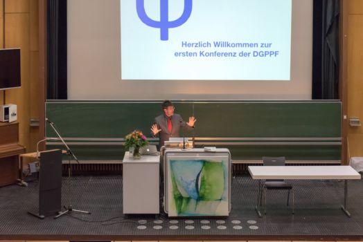 Konferenz 2016 (02): Prof. Dr. Michael Jäckel