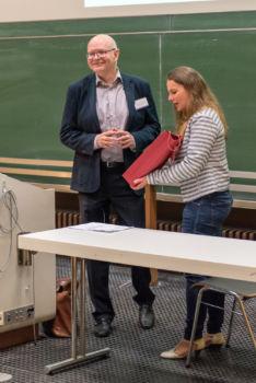 Konferenz 2016 (33): Prof. Dr. Karlheinz Ruckriegel und Jun.-Prof. Dr. Corinna Peifer