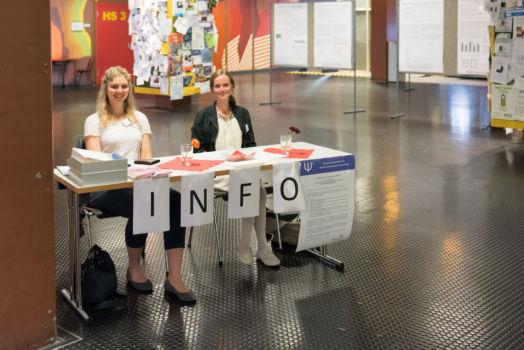 Konferenz 2016 (37): Information