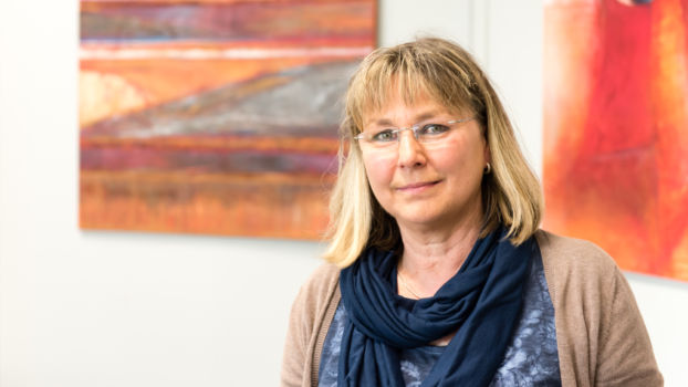 Konferenz 2016 (38): Brigitte Peifer (Künstlerin)